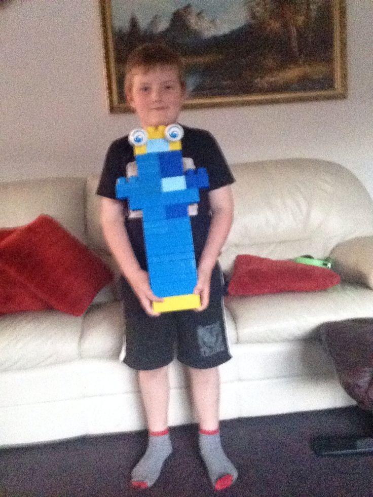 Robot monster junior