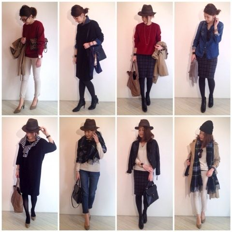 「 着回しday11&今日の服 」の画像|yokoオフィシャルブログ「プチプラコーデ術」Powered by Ameba|Ameba (アメーバ)