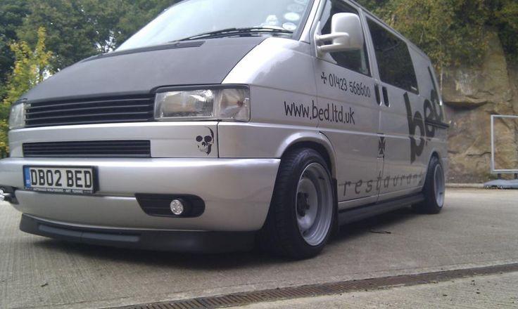 banded steel club... - VW T4 Forum - VW T5 Forum