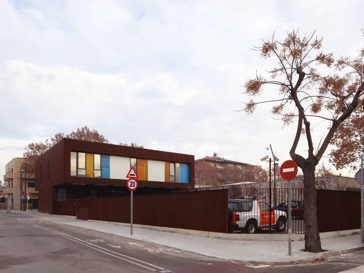 Gallery of Police Station in Barcelona / MIZIEN - 4