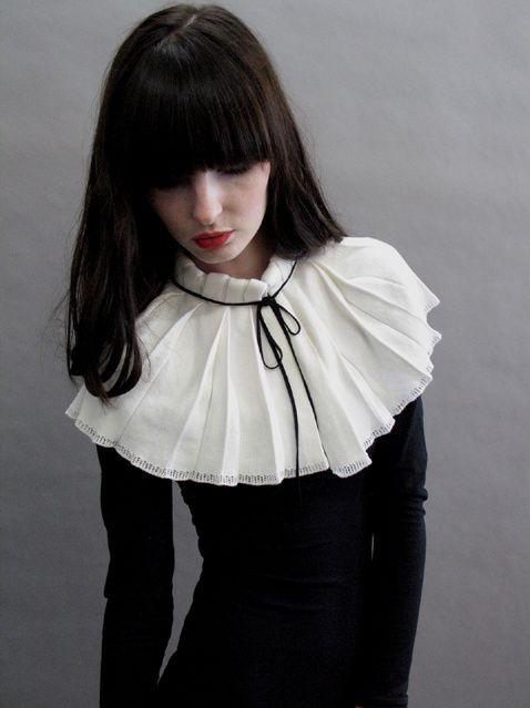 """Previous pinner: """"i secretly wish to dress like a gothic pilgrim princess."""" LMFAO."""
