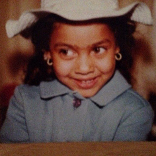 La La Anthony   These stars were adorable kids and, thanks to social media, we're seeing our favorite personalities as tiny tots. Can you guess who?