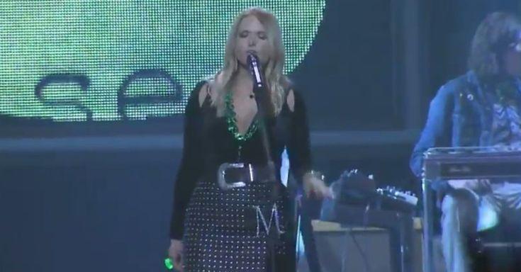 Fans went wild when Miranda Lambert tore through these hits at her concert