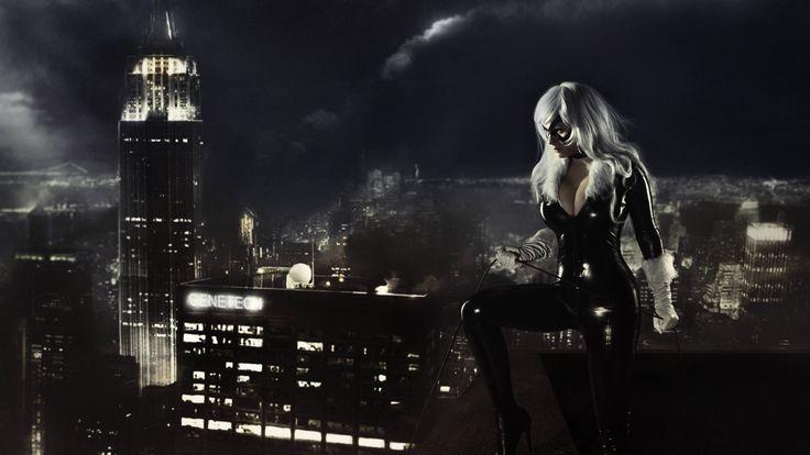 Black Cat Marvel Cosplay 4k superheroes wallpapers, marvel wallpapers, hd-wallpa…