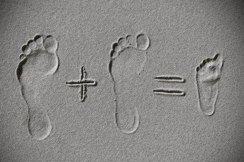 #Sand #Beach #Generation #Family #Foot #Prints