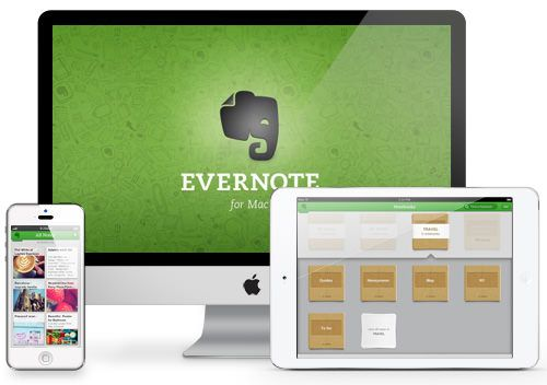 Evernote 5 For Mac and iOS: 10 New Features You Should Know - Hongkiat