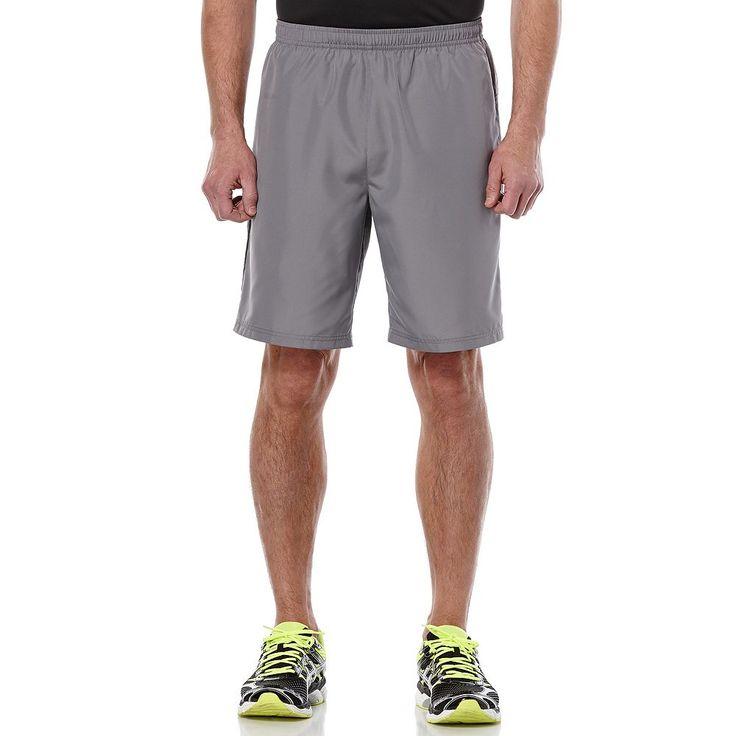Men's Grand Slam Athletic Performance Shorts, Size: Medium, Grey Other
