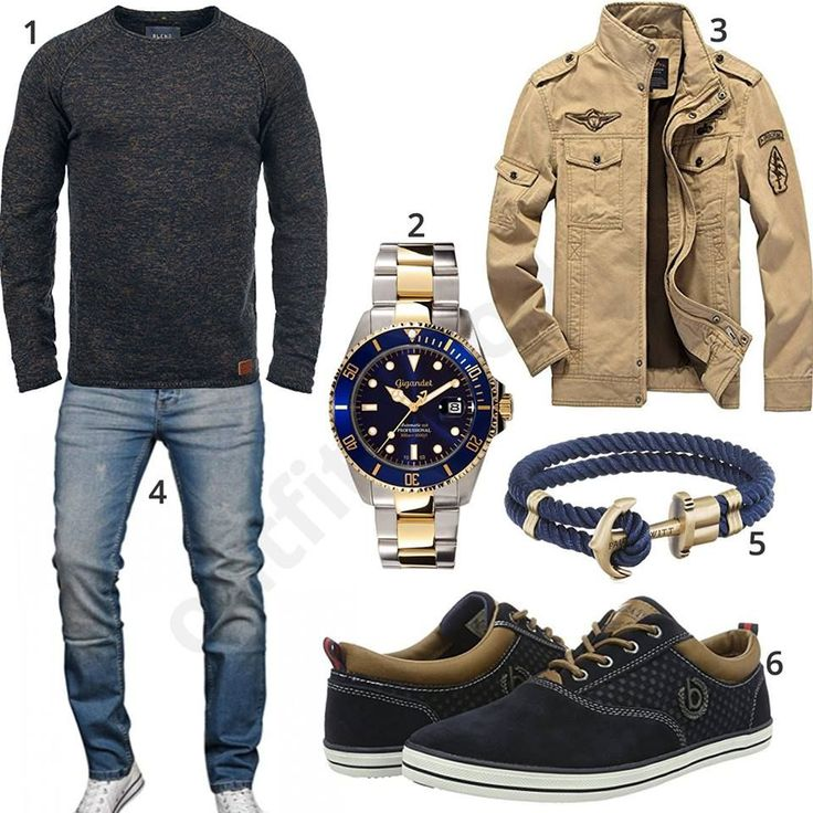 herren outfit mit paul hewitt armband und gigandet uhr. Black Bedroom Furniture Sets. Home Design Ideas