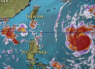 Через наближення тайфуну в Китаї скасували більше ...