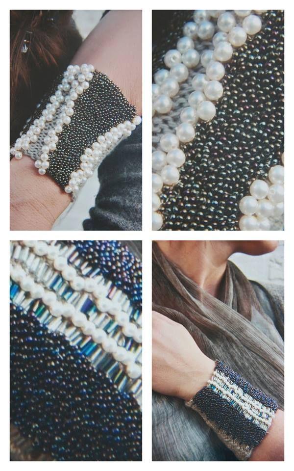 zelfgemaakte unieke armbanden