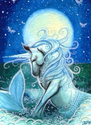 Mermaid Unicorn? By DJH