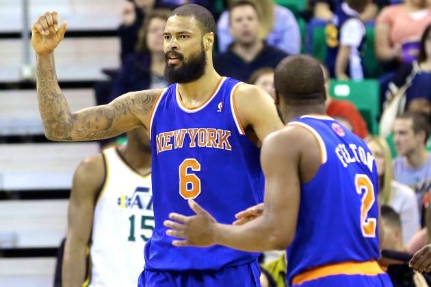 Tyson Chandler, Raymond Felton Reportedly Traded to Mavericks in 6-Player Deal