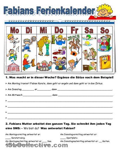 37 best Lesson plans images on Pinterest | Languages, German ...