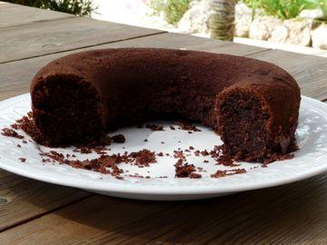 Fondant au chocolat des vacances sans gluten
