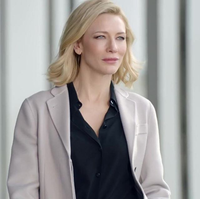 Cate Blanchett for Sì (2017) #CateBlanchett #Beauty #Fashion #Style #Elegance #SaySi #SìisMySelf ##australian #actress #armani #giorgioarmani #armanisi #siarmani #perfume #fragrance #parfum #armanibeauty #GiorgioArmaniBeauty