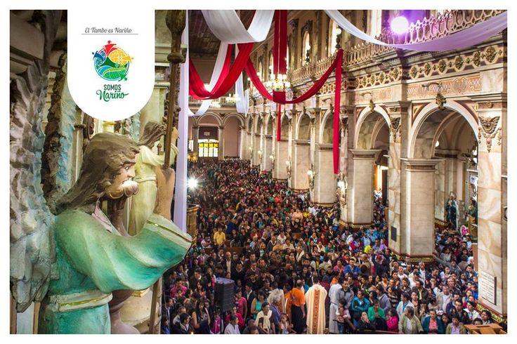 El Tambo es Nariño - Somos Nariño   El Tambo es un municipio en el departamento de Nariño.  El nombre Tambo proviene del quechua tampu o tambu, que en español quiere decir hospedaje o posada en el camino.  La ideología de las gentes que habitan en el Tambo, es completamente religioso, basada en los principios de la iglesia católica, de la cual ha recibido gran influencia. Tiene como patrono a   Jesús Nazareno.