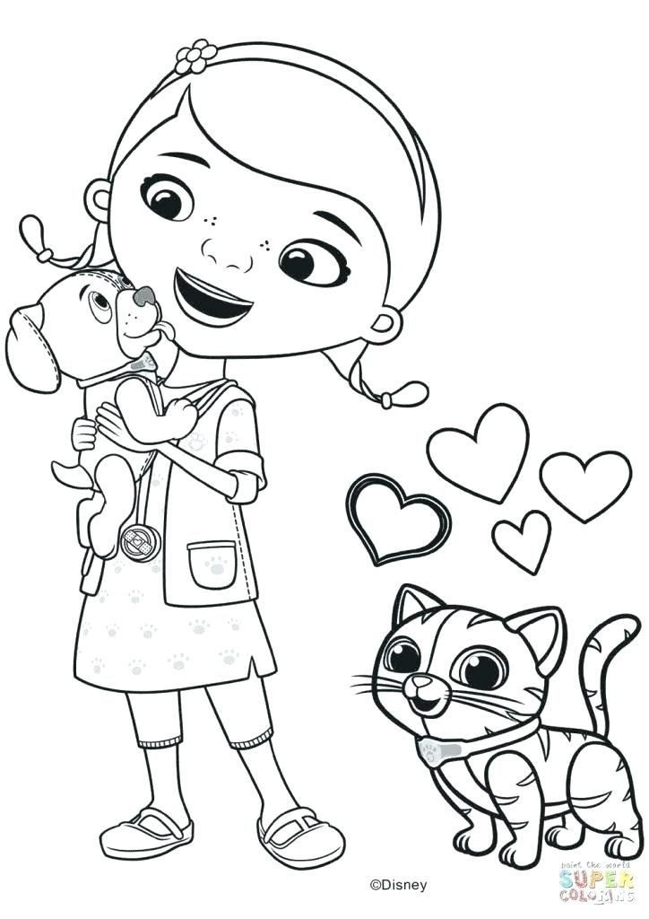 doc mcstuffin coloring pages wonderful doc mcstuffins color page doc coloring pages online doc  doc mcstuffin coloring pages
