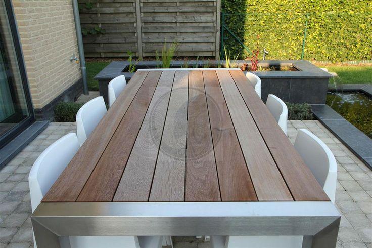 tafel voor tuin (marcel?)