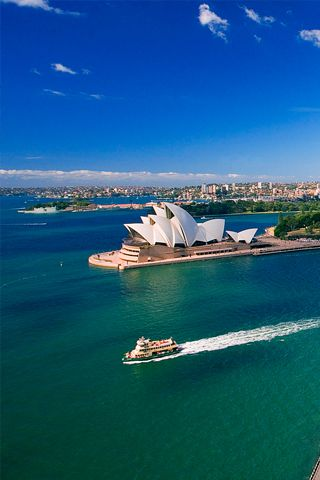 Sydney, Australia | UFOREA.org | The trip you want. The help they need.