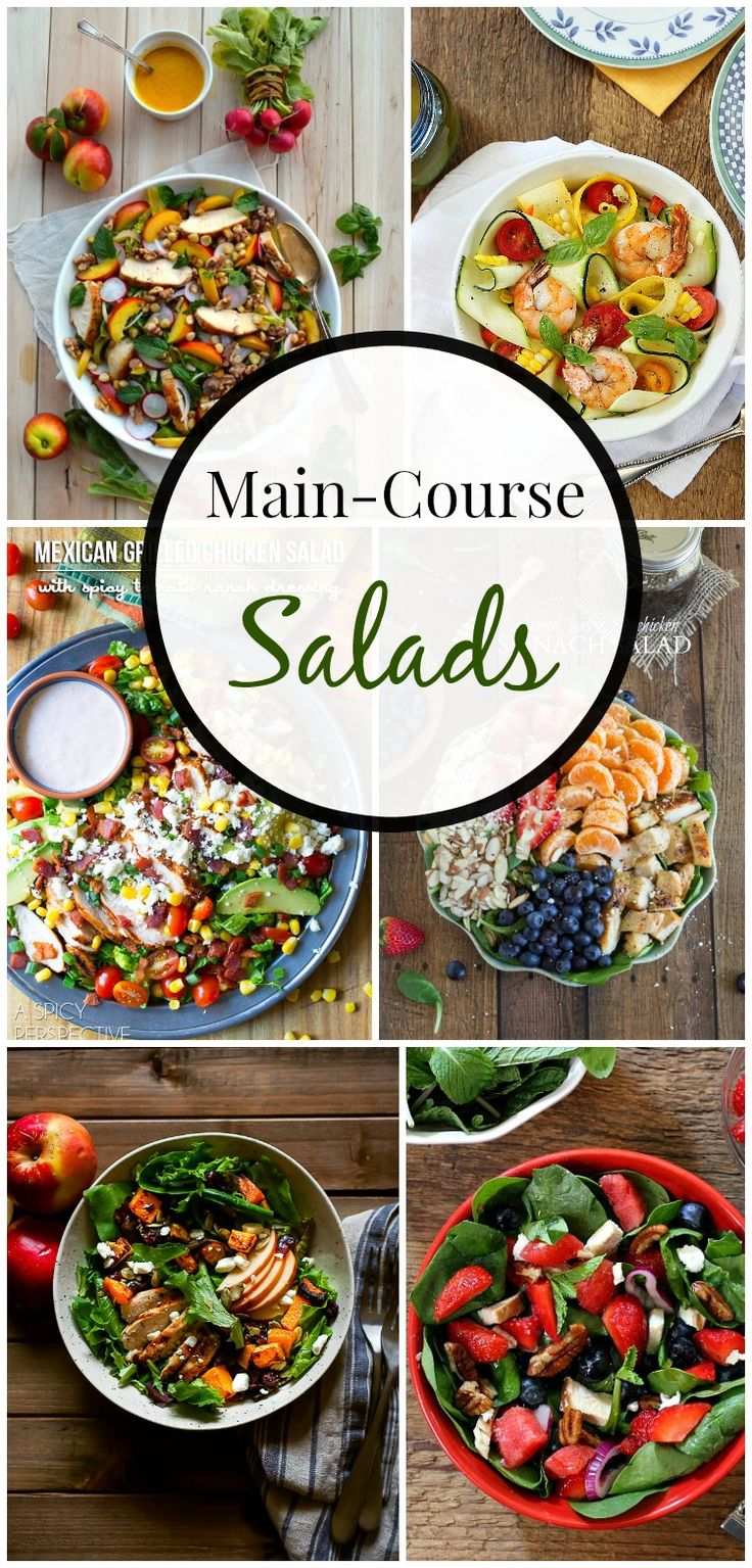 Top Ten Main-Course Salads                                                                                                                                                                                 More
