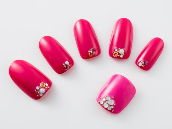 fuchsia pink idea