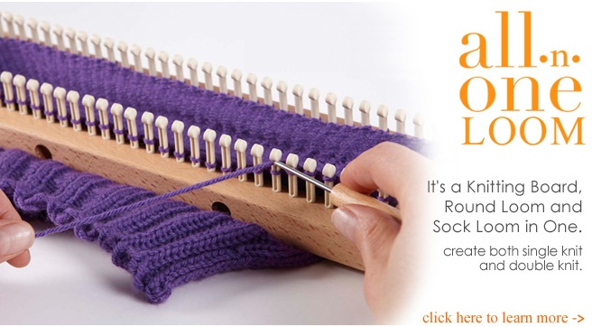 Free Knitting Board Patterns | Authentic Knitting board - Adjustable ...