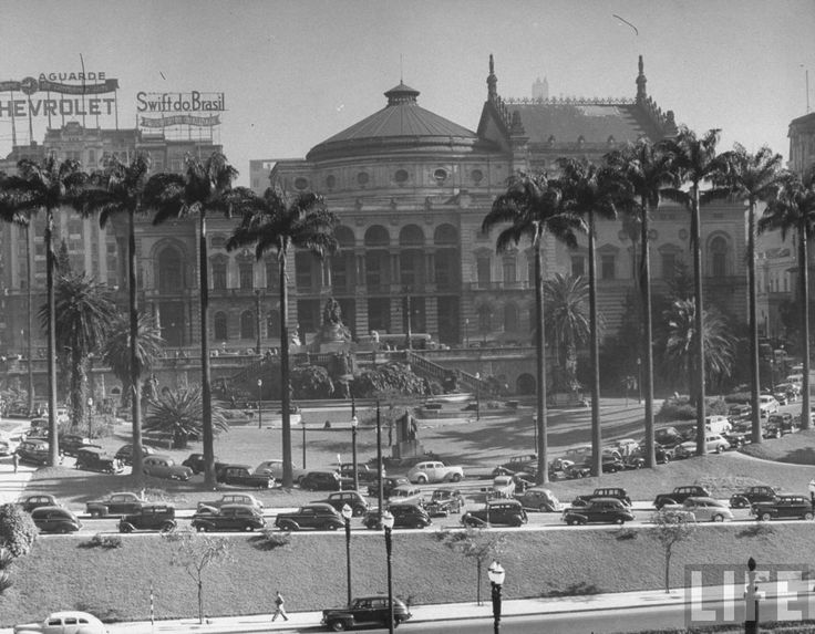 São Paulo, 1947 - Viaje no tempo com mais de 60 fotos gigantes, lindas, raras e inéditas! (thread pesadíssimo, mas vale a pena) - Skyscraper...