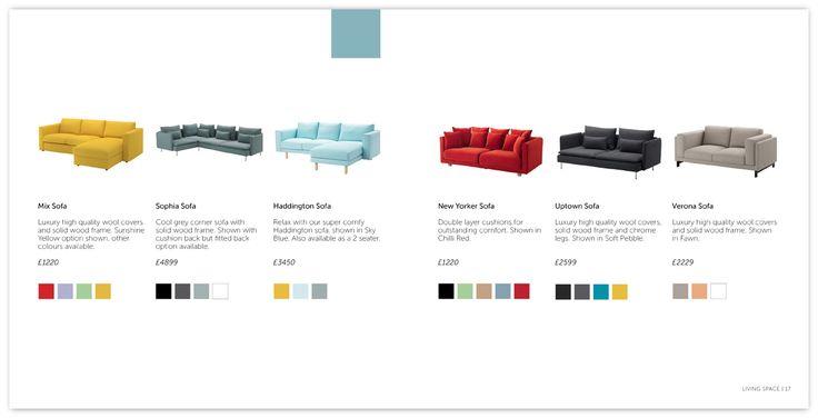 Living Room/Sofa Product Page