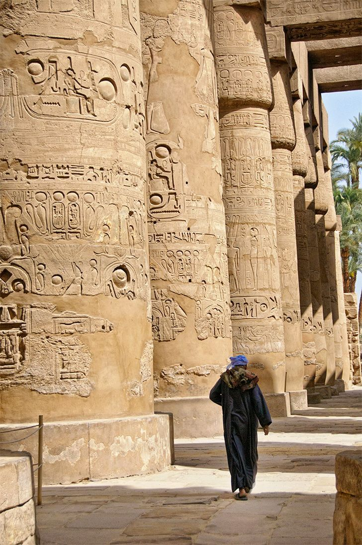 30 Best Travel Experiences of my 30s - Egypt was not at all what I expected and I hope to return and discover more of its secrets.