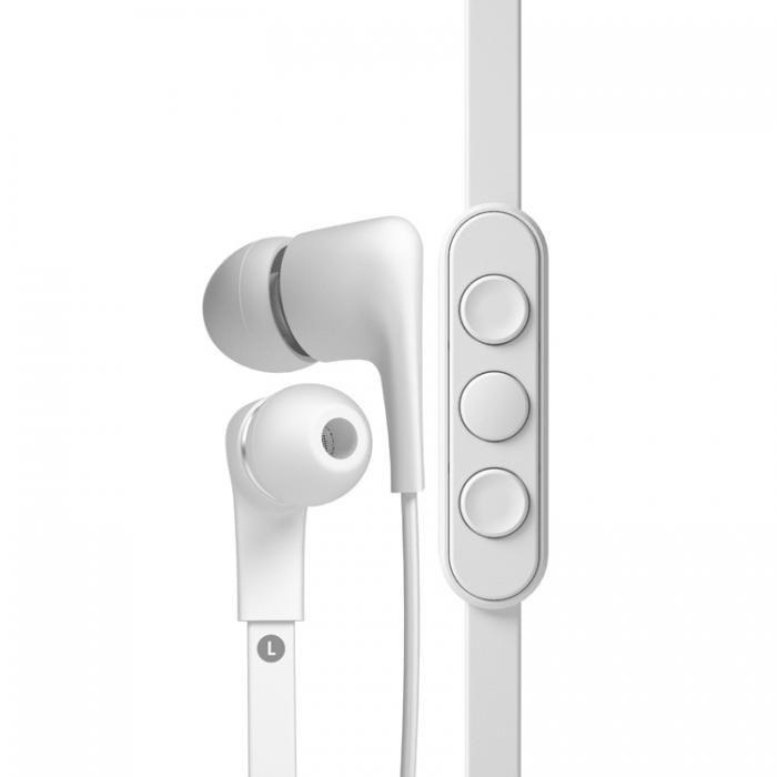 Gult Headset från Urban Revolt. Hitta fler iPhone-hörlurar: http://www.phonelife.se/iphonehorlurar-och-headset
