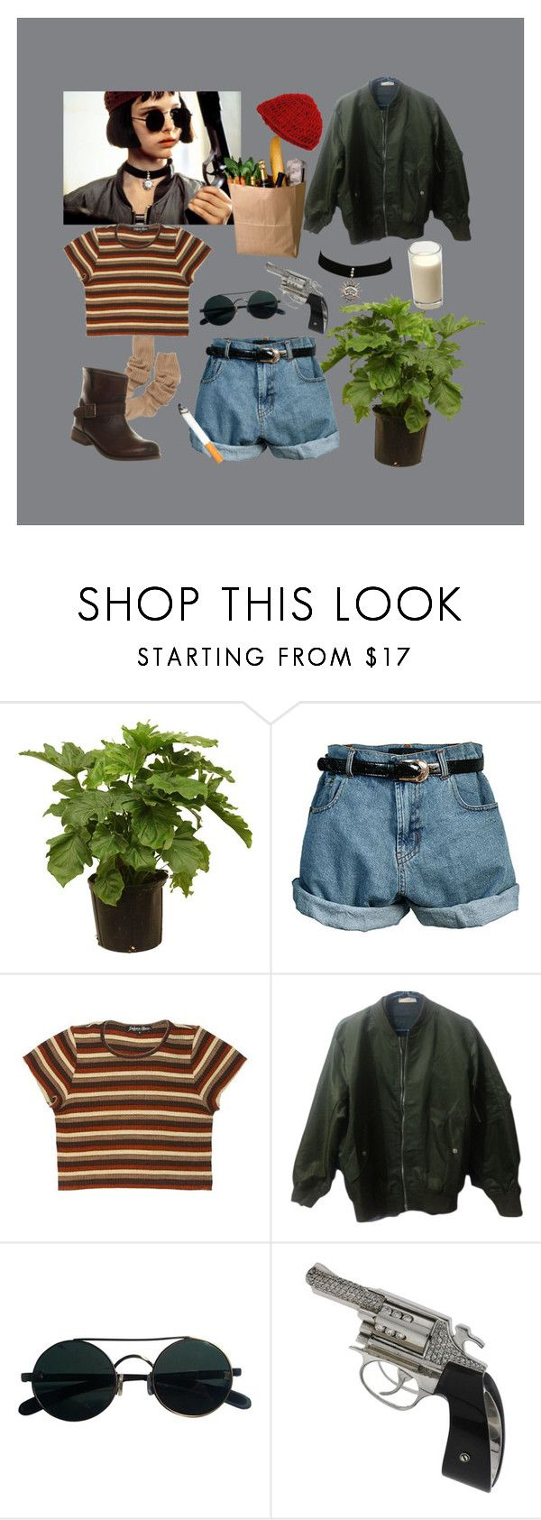 """""""mathilda."""" by olean on Polyvore featuring Retrò, Forum and Office"""