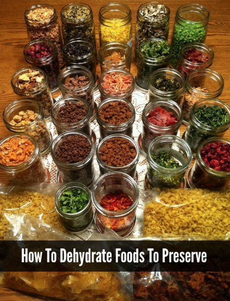 Food you grow in a garden can be preserved in many ways. The best method to dehydrate foods to preserve is to use an electric dehydrator or another method.