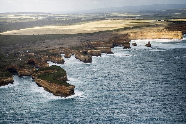 The Great Ocean Road - top scenic drives in Australia. See the whole trip here - http://mattheweveringham.com/2012/12/drive-brilliant-day-2-crossing-borders/