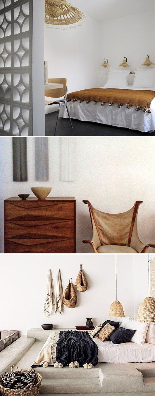 beachy home decor inspired by tulum / sfgirlbybay