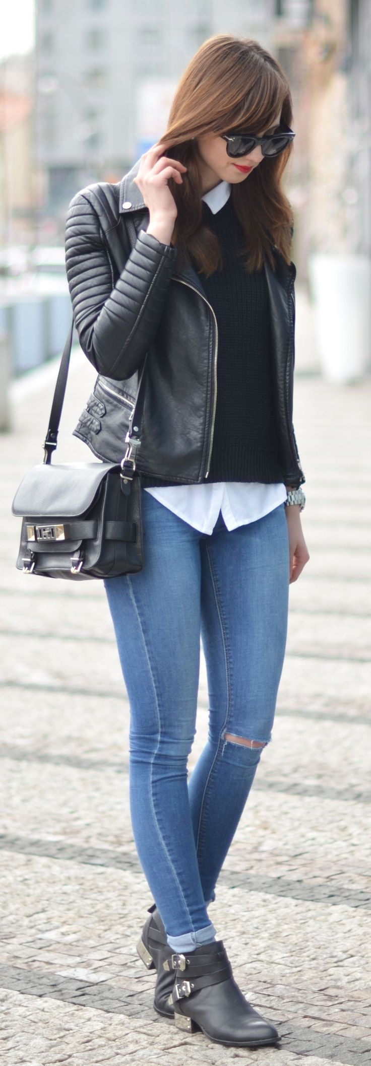 Comfy Basics Outfit by Vogue Haus