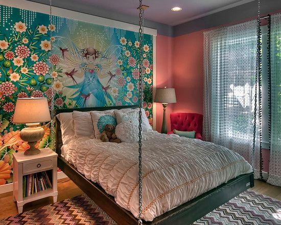 teens sweet bedroom drilling
