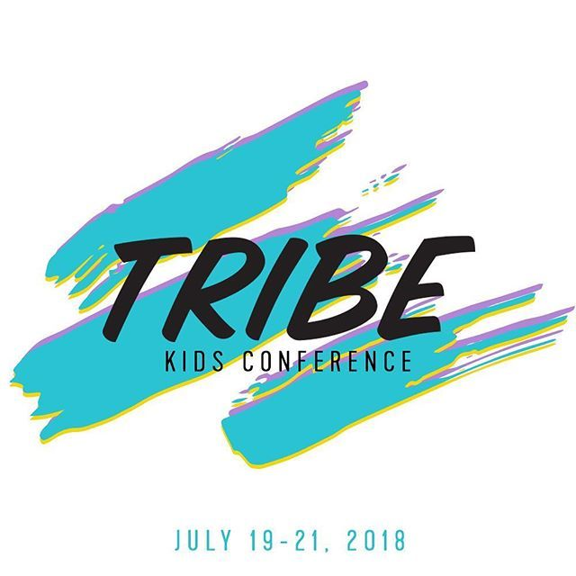 Join me in Anaheim CA on July 19-21 2018 for @Tribe_Kids. Tribe Kids Conference is three days of exciting worship engaging teaching fun activation and tons of friend making! We are going to rally together to encounter God and get inspired to make our mark on this world! Guest speakers include @havilahcunnington @shawnbolz@jenalicia and me plus worship led by @BethelMusicKids. Register today at TribeKids.org!