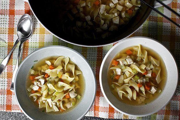 22 Bowls Of Warm And Cozy Noodle Soup - Chicken Noodle Soup