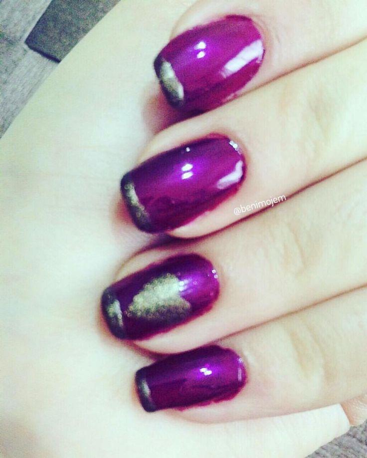 44 best Tırnaklarım,Nail,Nail art,Nail polish tırnaklar images on ...
