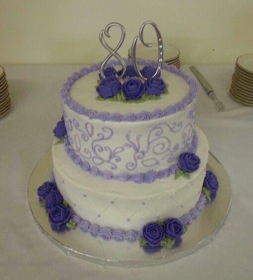 Th Birthday Cake Elegant