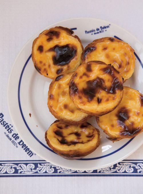 Tartelettes portugaises (<i>pasteis de nata</i>) Recettes