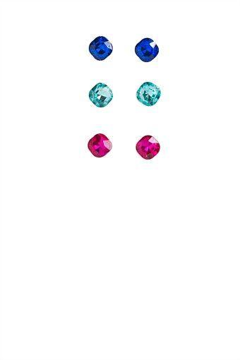 Fashion Accessories - Swarovski Crystal Studs