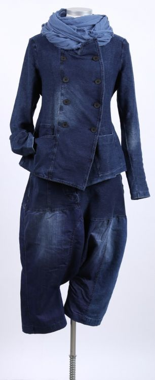 rundholz black label - Jeans Jacke original - Sommer 2015 - stilecht - mode für frauen mit format...