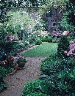 Emily Whaley's Charleston Garden.  My garden was inspired by this garden : )