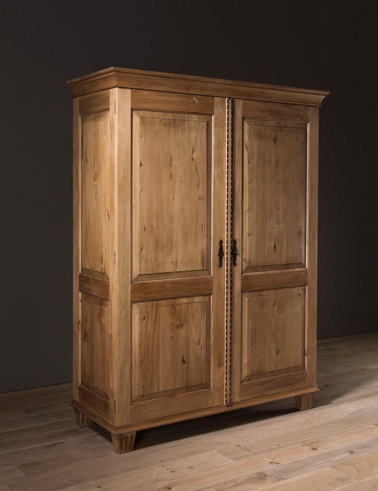 Karoo Cupboard in French Oak