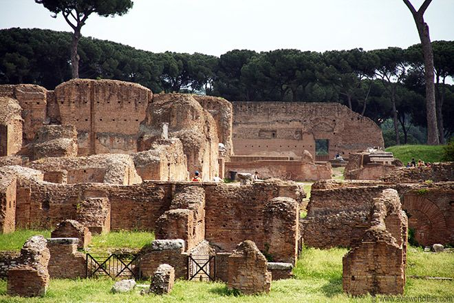 who found the city of rome - photo#9