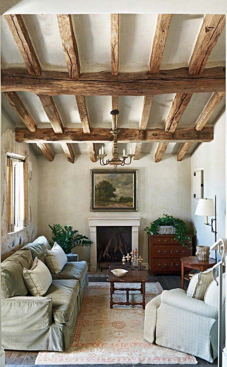 The 770 best country cottage living room images on - Images of country cottage living rooms ...