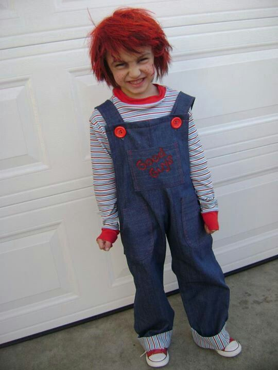 42 best falling for fall images on pinterest craft infant homemade chucky halloween costume solutioingenieria Choice Image