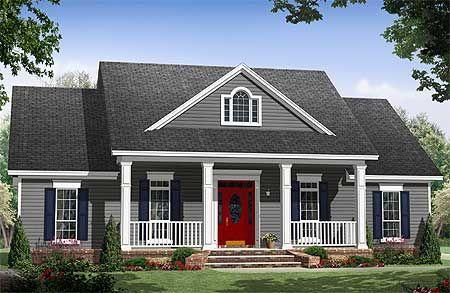 split plan and practical | Home plans | Pinterest | House ...