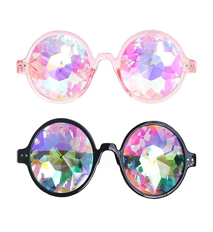 15b5c819a47 Kaleidoscope Glasses